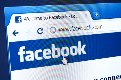 facebook in browser