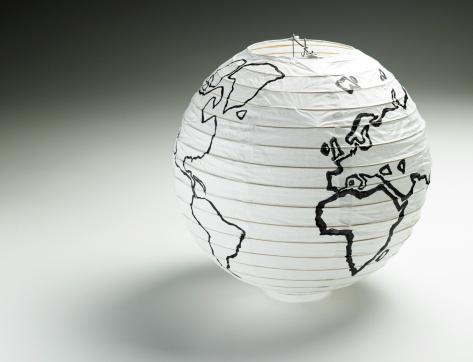 japanese lamp glob