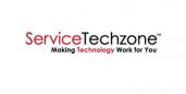 servicetechzone logo white