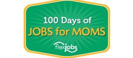 Welcome to 100 Days of Jobs for Moms