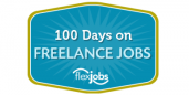Welcome to 100 Days on Freelance Jobs!