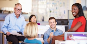 8 Benefits from Working in a Coworking Space
