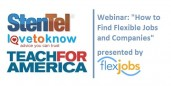 Webinar: How to Find Flexible Jobs and 3 Companies Hiring