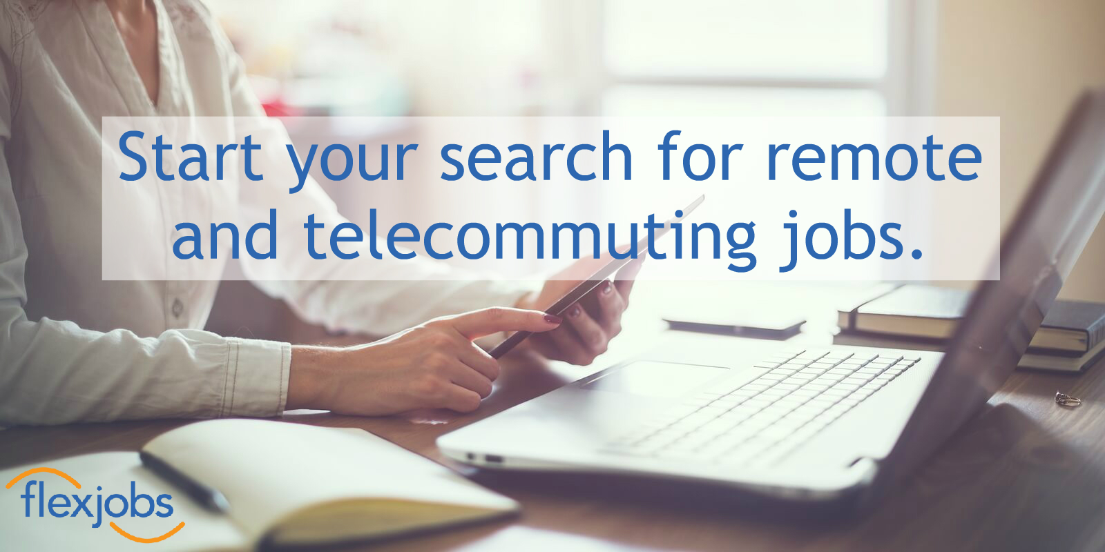 CTA start your search for remote and telecommuting jobs
