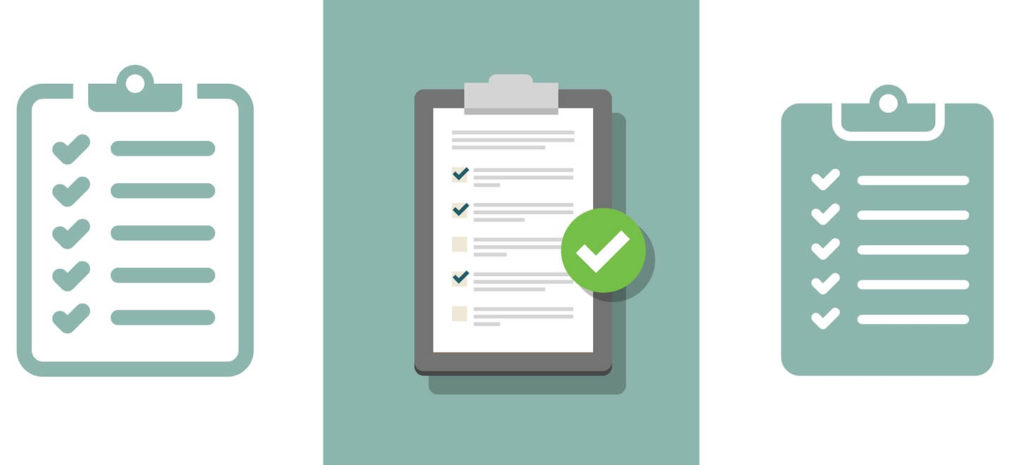 A job search checklist for career changers