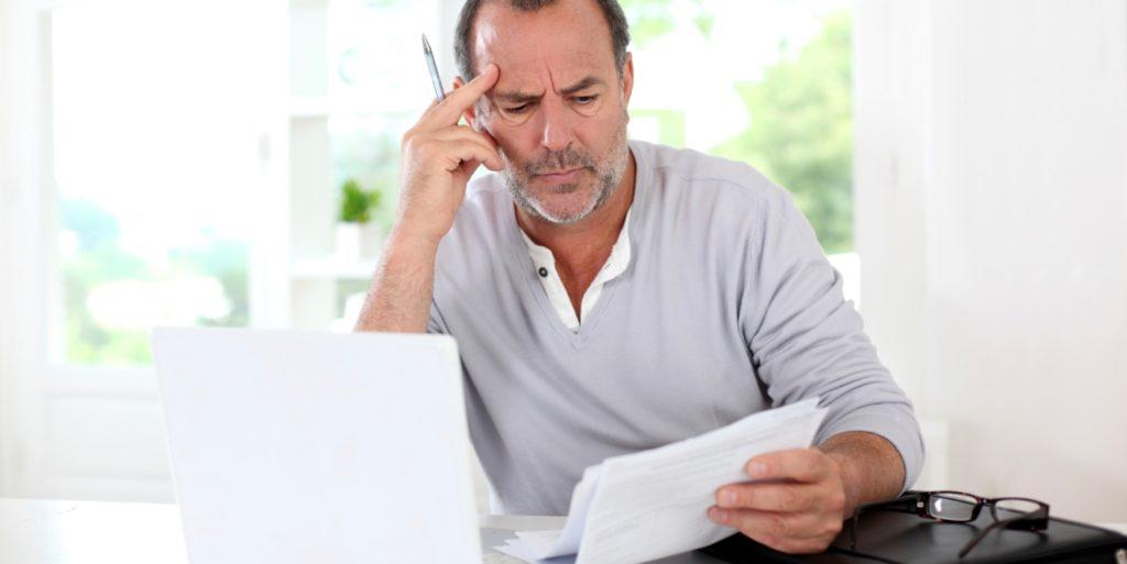 Job seeker looking for top tax tips.