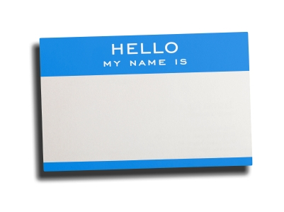 Tips for dropping names during a job interview