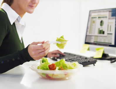 How eating lunch with colleagues can help your career.