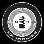 webby honoree logo SMALL