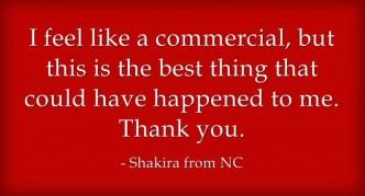 Shakira quote