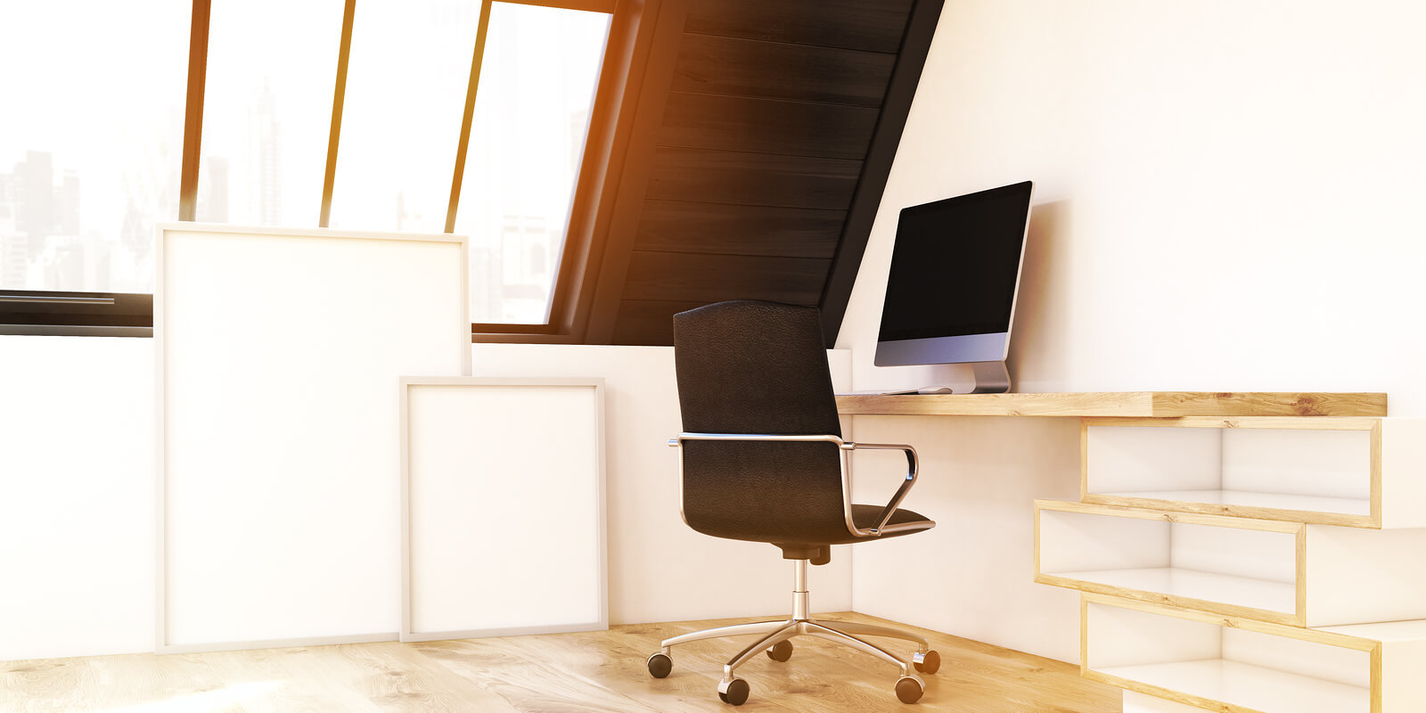 How To Turn An Attic Into A Home Office Flexjobs