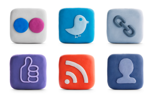remote job in social media