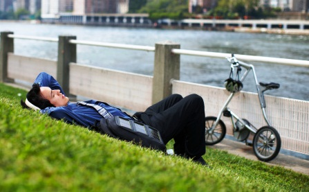Green ways to commute to work