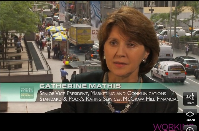Interview with Catherine Mathis