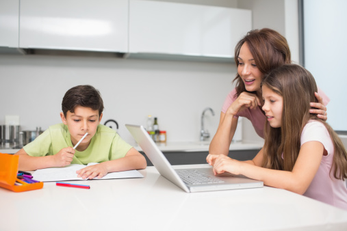 What Are the Best Jobs for Moms of School-Aged Kids?