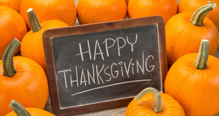 Happy Thanksgiving from the FlexJobs Team!