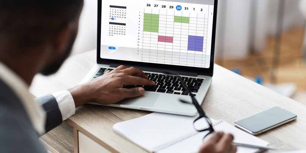 types of flexible schedules in a job (1)