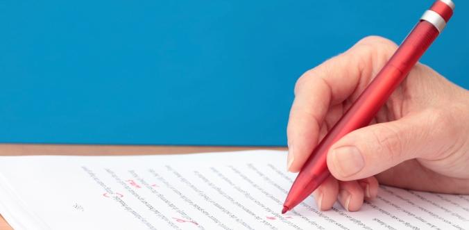 Successful Career Changer Finds Remote Job as Proofreader