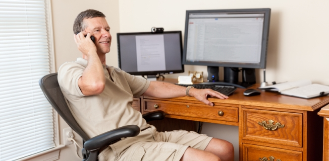 Which Companies Hire the Most People to Work from Home