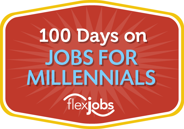 100 Days on Jobs for Millennials