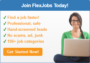 join flexjobs today!