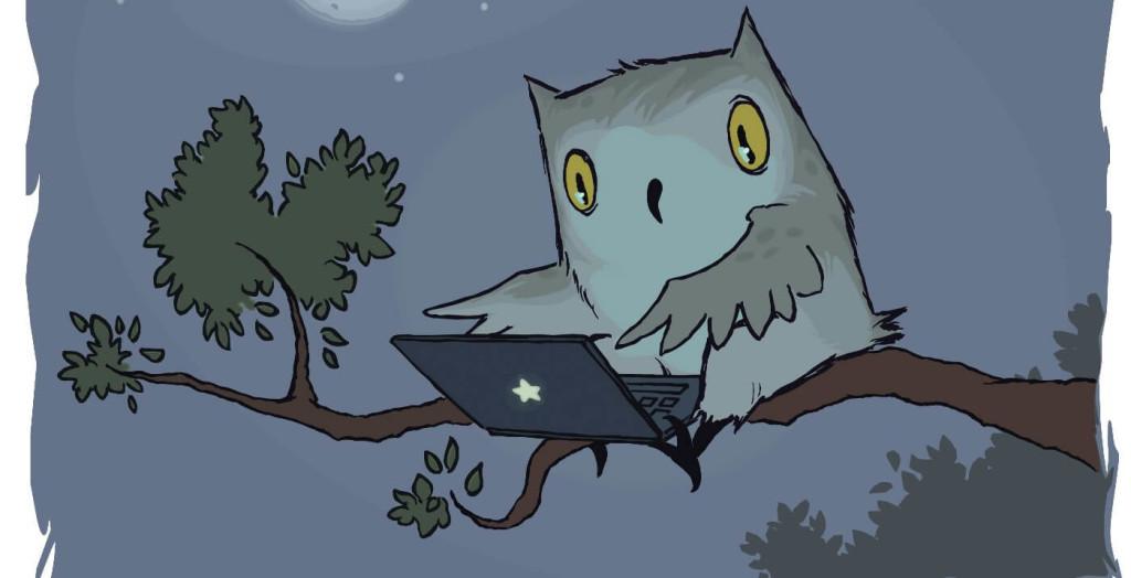 Night owl looking for flexible job ideas
