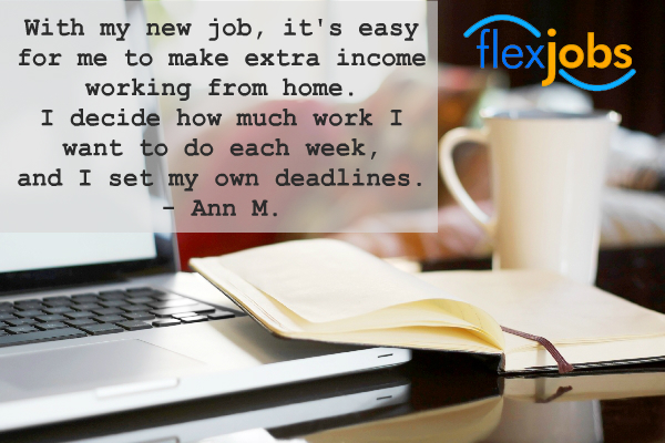 Ann M Succes Story Quote