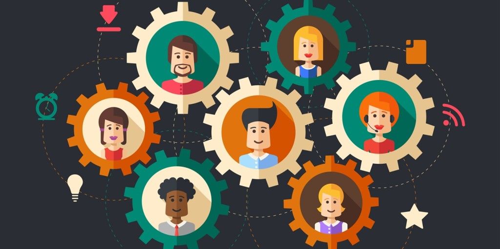 Building a diverse job search support team