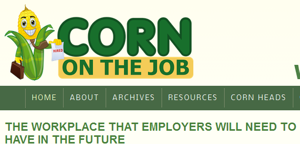 corn on the job
