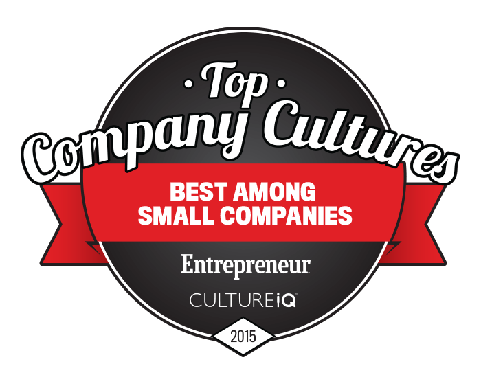 The 25 Best Small-Company Cultures in 2015