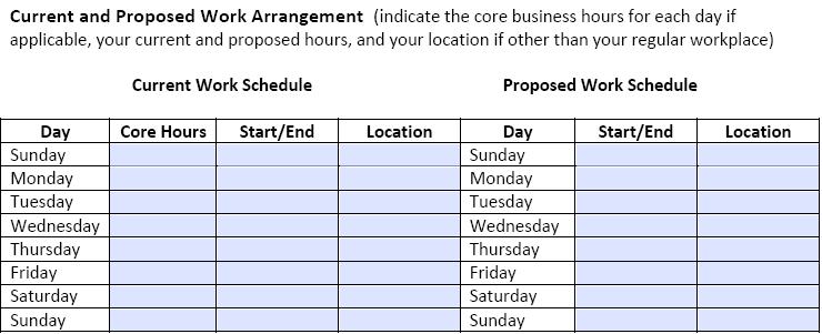 harvard flex schedule