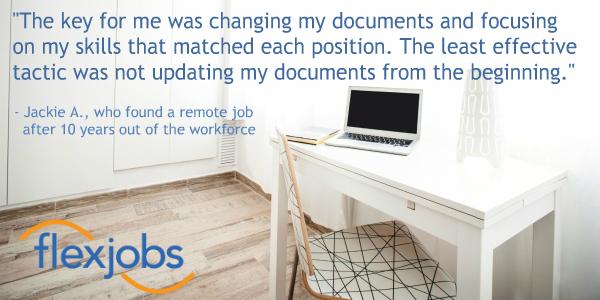 Remote Job Helps Mom Improve Work-Life Balance