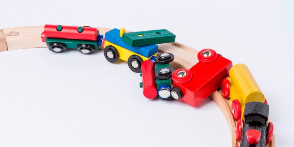 Toy train, avoiding job search derailment