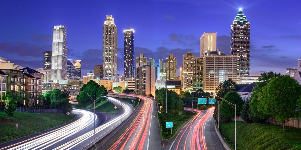 Exploring work-from-home jobs in Atlanta.