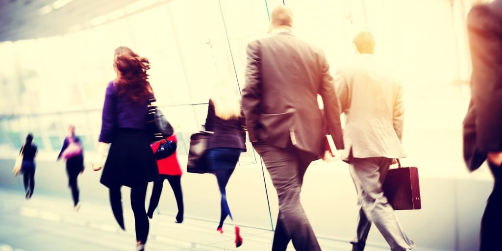 Job seekers hustling. How do you hustle in your career?