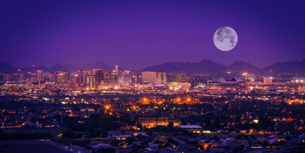 Exploring flexible jobs in Phoenix, Arizona.