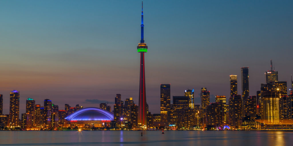Searching for flexible jobs in Toronto, Canada