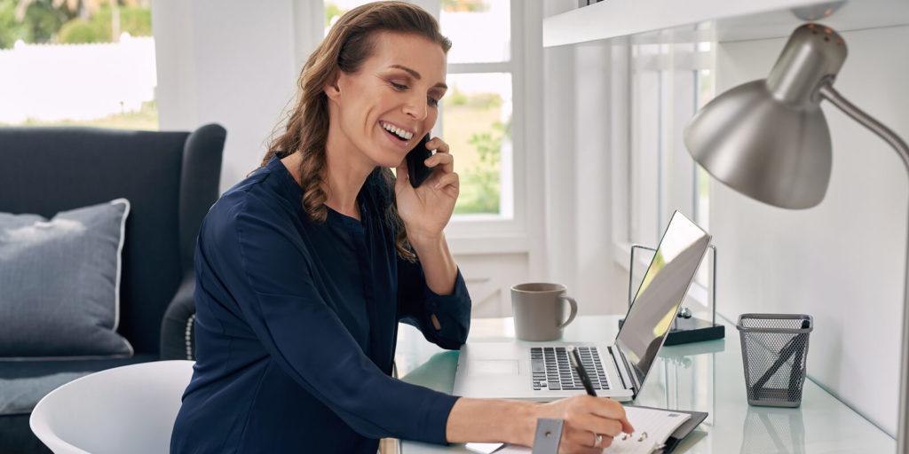 International job seeker who found a remote job.