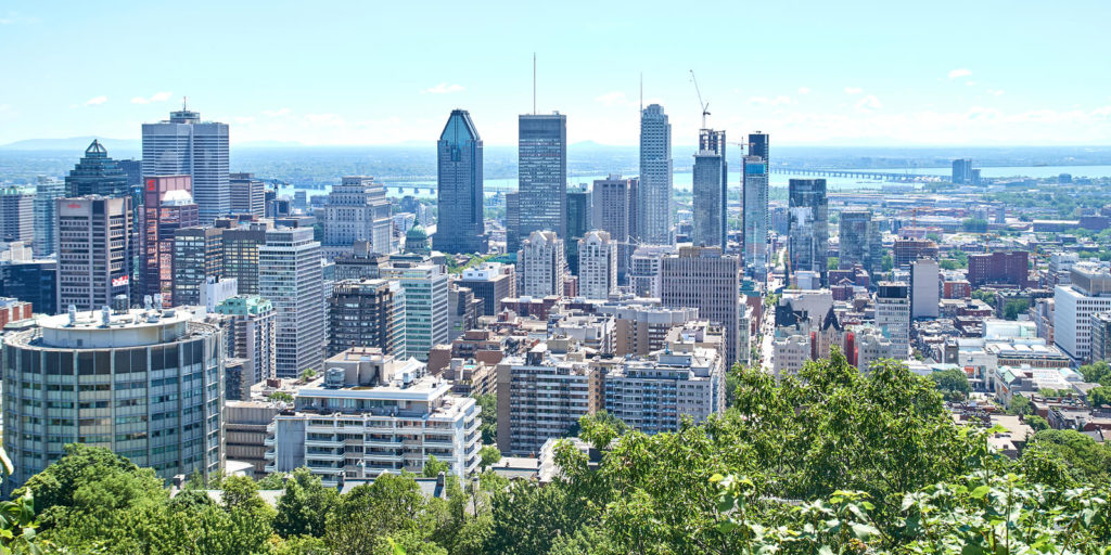 Searching for flexible jobs in Montreal, Canada