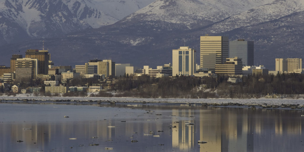Searching for flexible jobs in Anchorage, Alaska.
