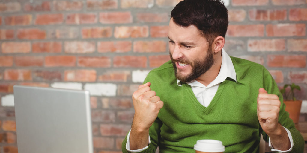 Job seeker excited to learn how to supercharge your job search.