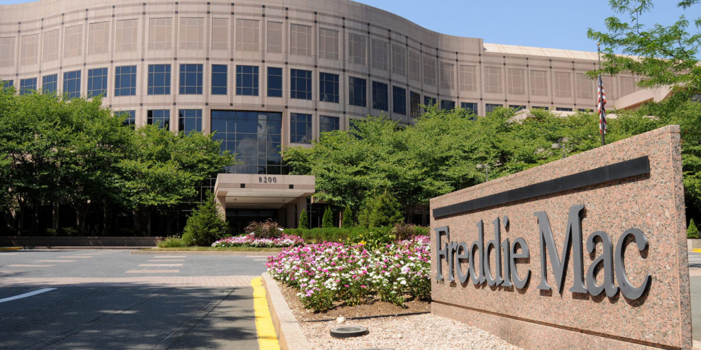 Freddie Mac, one of the top companies for working moms.