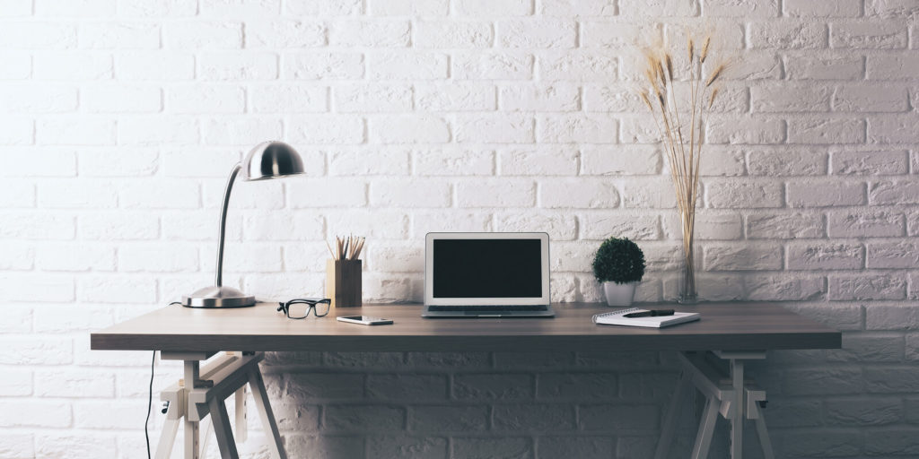 Essential home office items for high-paying remote jobs.