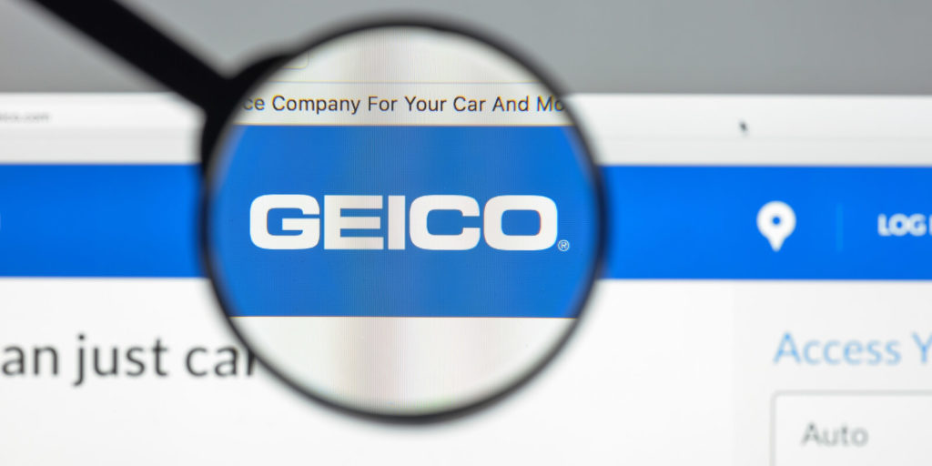 Geico, one of the flexible companies for career development.