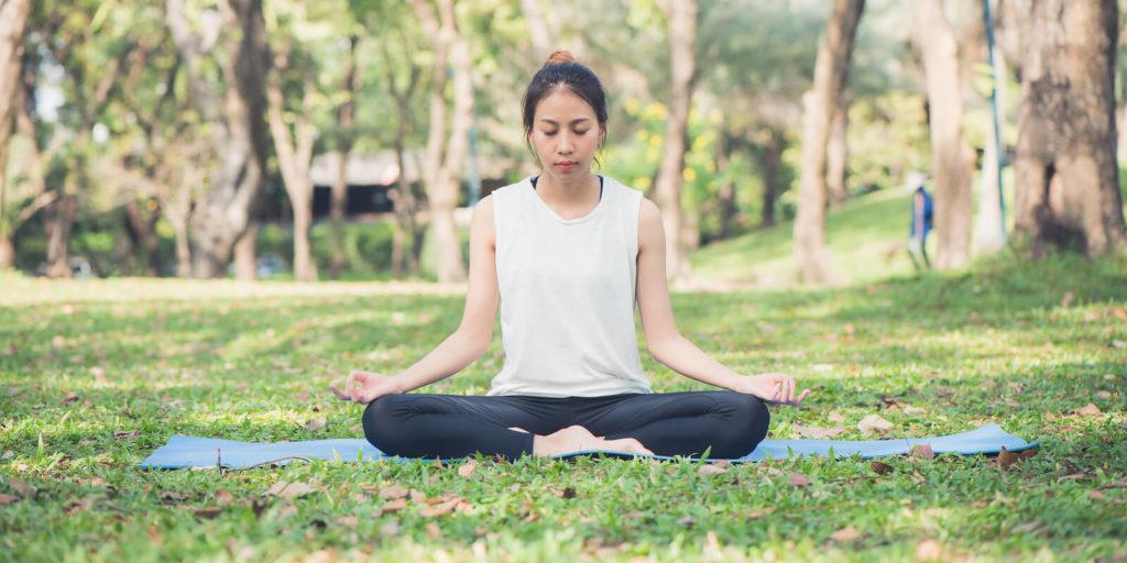 Meditation, one of the science-based time management hacks