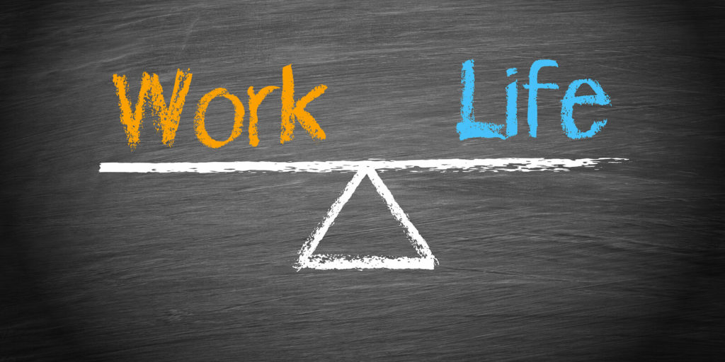Integrate work and life
