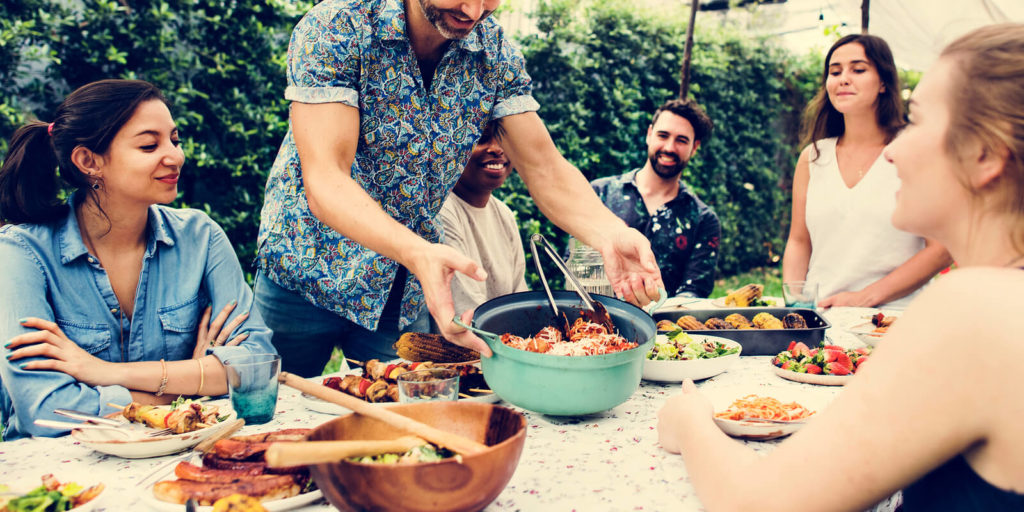 Ways summer parties can help your job search