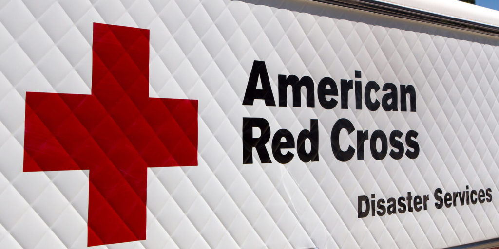 American Red Cross, one of the big-name companies hiring for remote marketing jobs
