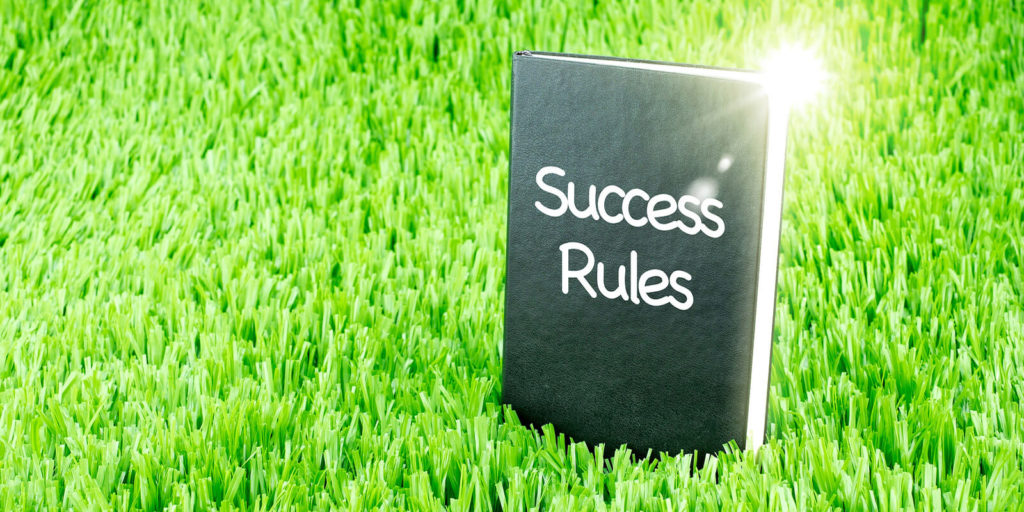 Success rules for remote work rules