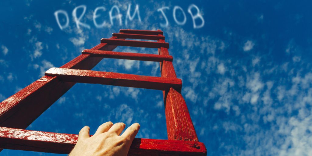 Steps to take when you didn't get your dream job